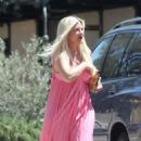 Tori Spelling – Clebrates Her 45th Birthday At Garland Hotel In Los Angeles - 454 x 542