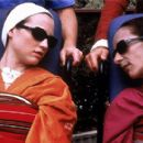 Leonor Watling and Rosario Flores in Sony Pictures Classics' Talk To Her - 2002