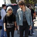 Ashley Tisdale, Martin Johnson