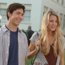 Justin Long and Blake Lively