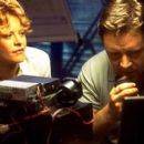 Meg Ryan and Russell Crowe in Castle Rock's Proof Of Life - 2000