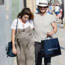 Nikki Reedand Ian Somerhalder out in Venice