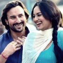 Sonakshi Sinha and Saif Ali Khan