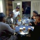 Cedric The Entertainer, Bernie Mac, Spike Lee, Steve Harvey and D.L. Hughley in Paramount's The Original Kings of Comedy - 2000