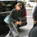 Gigi Hadid – Out and about in Milan