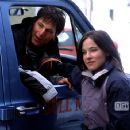 Todd Richards and Caroline Dhavernas in Touchstone's Out Cold - 2001 - 400 x 355