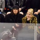 Ashley Benson – Calgary Flames v New York Rangers hockey game in NYC - 454 x 485