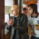 Sacha Baron Cohen and Mark Strong in 'The Brothers Grimsby' - 454 x 302