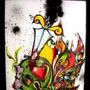 Art by Brazilian Street Artist, Boleta