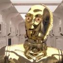 C-3PO (Anthony Daniels) in George Lucas' Star Wars: Episode III - Revenge of the Sith - 2005 - 446 x 188