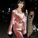 Daisy Lowe – 'Natural Therapy' Party in London - 454 x 817