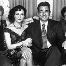 Ben Foster, Bebe Neuwirth, Joe Mantegna and Adrien Brody in Warner Brothers' Liberty Heights - 11/99