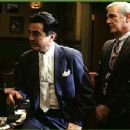 Joe Mantegna and Richard Kline in Warner Brothers' Liberty Heights - 11/99