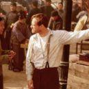 Xia Yu as Liu Jinglun and Jared Harris as Raymond Wallace in Sony Pictures Classics' Shadow Magic - 2001