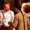Jared Harris as Raymond Wallace and Xia Yu as Liu Jinglun in Sony Pictures Classics' Shadow Magic - 2001