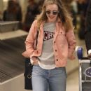 Rachel McAdams – Returns back home in LA - 454 x 812