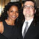 Audra McDonald and Peter Donovan