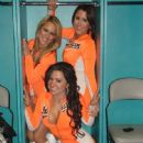 The Marlins Mermaids Off The Field - 448 x 604