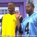 Mike Epps and Ice Cube in New Line's Next Friday - 1/2000