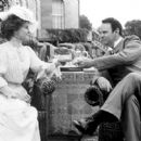 Penny Downie as Judy Trenor and Dan Aykroyd as Gus Trenor in Sony Pictures Classics' The House of Mirth - 2000 - 400 x 267