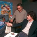 Directors Paul Demeyer and Stig Bergqvist in Paramount's Rugrats in Paris - The Movie - 2000