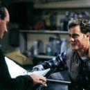 Richard Dutcher and Matthew Brown in Excel Entertainment's Brigham City - 2001