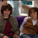 Nat (Nat Wolff) with Alex (Alex Wolff) in Nickelodeon Network 'The Naked Brothers Band.'