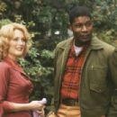 Julianne Moore and Dennis Haysbert in Focus Films' Far From Heaven - 2002