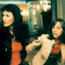 Courteney Cox and Parker Posey in Dimension's Scream 3 - 2000