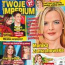 Monika Richardson - Twoje Imperium Magazine Cover [Poland] (4 February 2019)