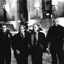 Kevin Spacey, John Spencer, Ron Rifkin and David Morse in Warner Brothers' The Negotiator - 1998