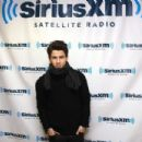Nick Jonas at SIRIUS XM (February 1)