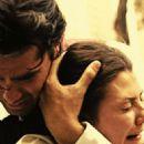 Eduardo Verástegui as Jose and Angélica Aragón as Mother in Bella - 454 x 583