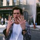 Jim Carrey in Universal's Bruce Almighty - 2003