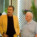 Burt Reynolds and Charles Durning in the scene of comedy drama 'DEAL.'