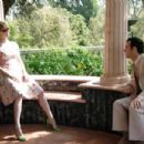 Laura Dern and Justin Theroux in Inland Empire