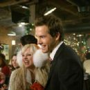 Anna Faris as Samantha James and Ryan Reynolds as Chris Brander in New Line Cinema's romantic comedy JUST FRIENDS