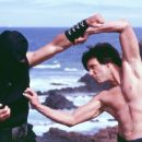 Writer-director-star Steve Oedekerk employs some unorthodox martial arts techniques in 20th Century Fox's Kung Pow!: Enter The Fist - 2002