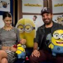 BerenSaat‬ and Kenan Doğulu dubbing minions film
