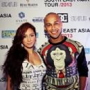 Will Devaughn and Roxanne Barcelo