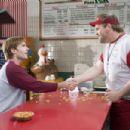 "Seann William Scott (left) stars as ""John Farley"" and Ethan Suplee (right) stars as ""Nedderman"" in New Line Cinema's release of David Dobkin's MR. WOODCOCK. Photo Credit: ©2007 Richard Cartwright/New Line Cinema"