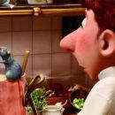 Remy and Linguini in Ratatouille - 2007. © Disney, Pixar. - 454 x 189