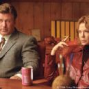 Norman (Alec Baldwin) and Deirdre Burroughs (Annette Bening) in Sony Pictures', Running with Scissors - 2006