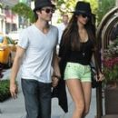 MAY 13TH - Takes A Romantic Walk With Ian In New York City