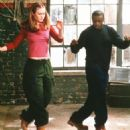 Julia Stiles as Sara and Sean Patrick Thomas as Derek in Paramount's Save The Last Dance - 2001 - 454 x 681