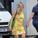 Melinda Messenger - Leaving ITV Studios, London, July 21, 2010 - 454 x 748