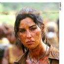 Monica Bellucci in Columbia's Tears of the Sun - 2003