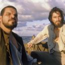 Luis Guzman and James Caviezel in Touchstone's The Count of Monte Cristo - 2002
