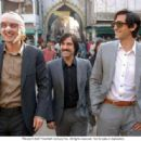 (L-R) Owen Wilson, Jason Schwartzman and Adrien Brody in THE DARJEELING LIMITED. Photo Credit: James Hamilton