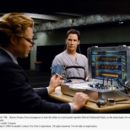 Klaatu (Keanu Reeves) prepares to turn the tables on a polygraph operator (David Richmond-Peck), as the alien begins his mission on Earth. Photo credit: Cinesite. TM and ©2008 Twentieth Century Fox Film Corporation. All rights reserved. - 454 x 396